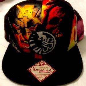 Marvel Shield Hydra men's SnapBack Cap New